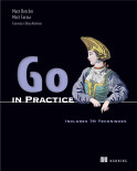 Go in Practice book cover